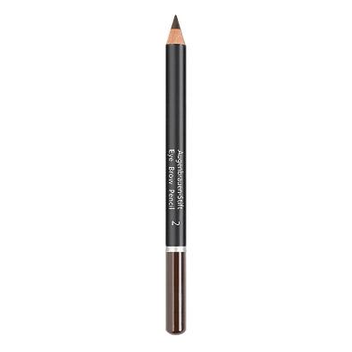 Карандаш для бровей (тон 2) artdeco косметические карандаши artdeco карандаш для век водостойкий 23 1 2 г