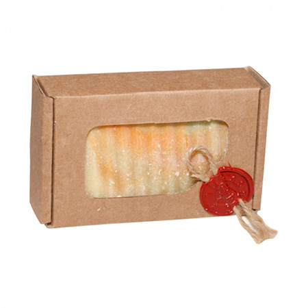 Натуральное мыло соляное, иланг и мандарин jurassic spa