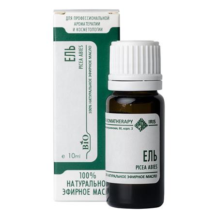 Натуральное эфирное масло ель iris