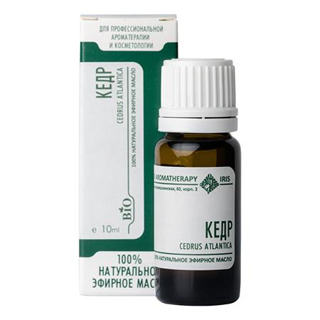 Натуральное эфирное масло кедр iris (IRIS)