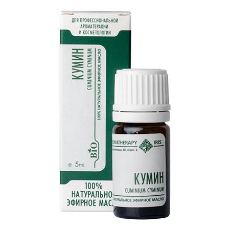 Натуральное эфирное масло кумин iris