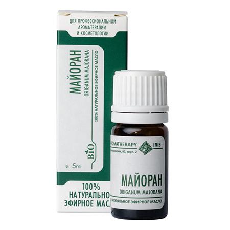 Натуральное эфирное масло майоран iris
