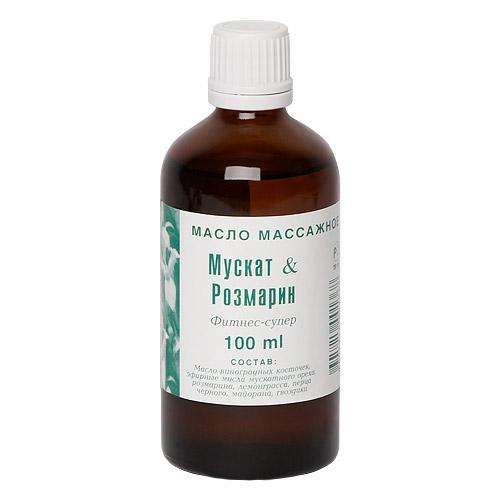 Массажное масло мускат-розмарин iris DeoShop 1030.000