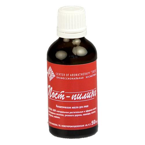 Косметическое масло для лица пост-пилинг iris (IRIS)
