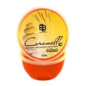 Шугаринг caramell delicat pranastudio (430 г)