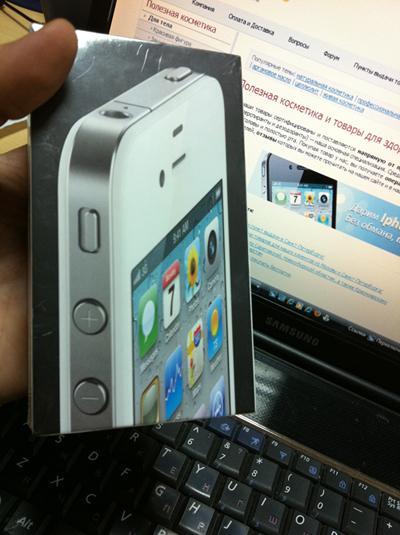 Iphone 4 (Айфон)