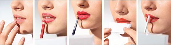 Правильно красить губы: все сложное просто