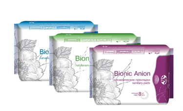 Bionic anion