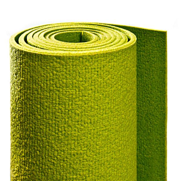 Коврик для йоги yin-yang studio  (ришикеш), зеленый (Yoga)