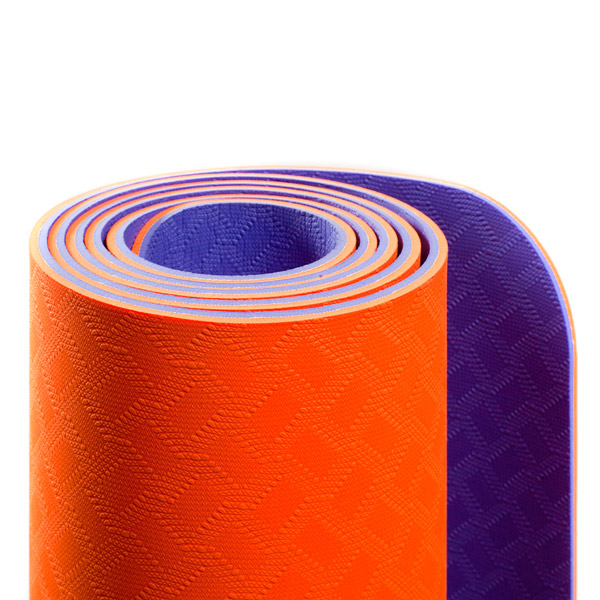 Коврик для йоги шакти earth (оранжевый) (Yoga)