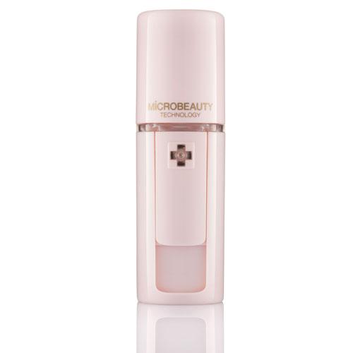 Увлажнитель для кожи microbeauty technology (розовый)