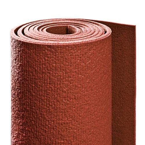 Коврик для йоги yin-yang studio (кайлаш, 183 см), красный (Yoga)