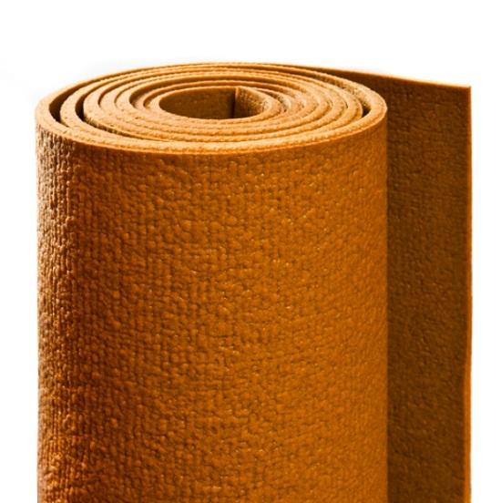Коврик для йоги yin-yang studio (кайлаш, 183 см), оранжевый (Yoga)