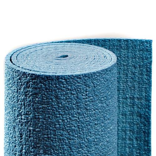 Коврик для йоги рама 185 см (голубой) (Yoga)