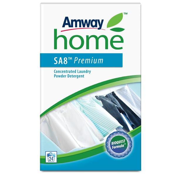 Sa8 premium порошок стиральный концентрированный amway, 1 кг (Amway)