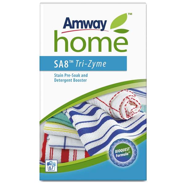 Sa8 tri-zyme порошок-усилитель для замачивания белья и выведения пятен amway (Amway)