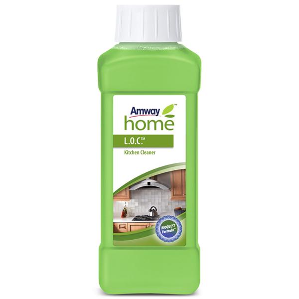 L.o.c. моющее средство для кухни amway (Amway)