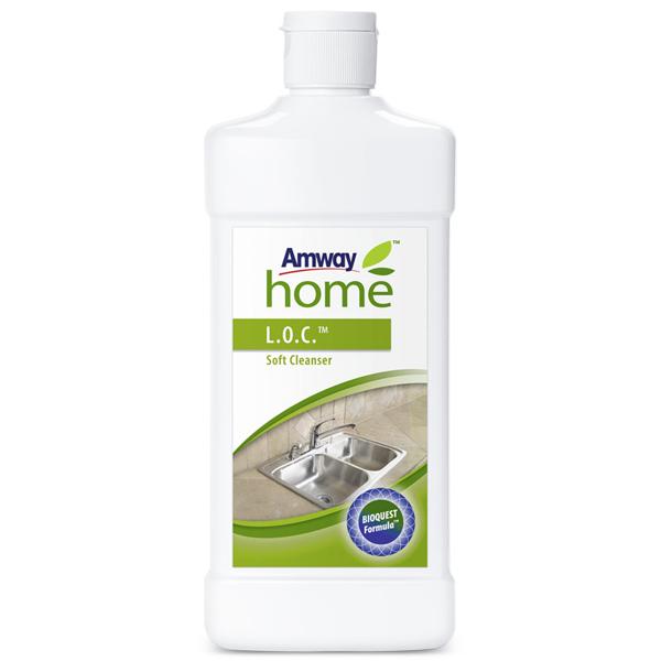 L.o.c. мягкое чистящее средство amway