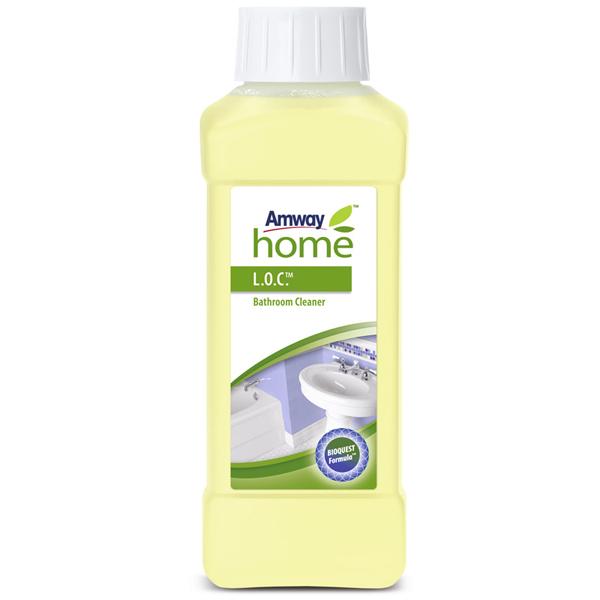 L.o.c. чистящее средство для ванных комнат amway