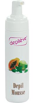 Мусс для замедления роста волос depil mousse (Depileve)