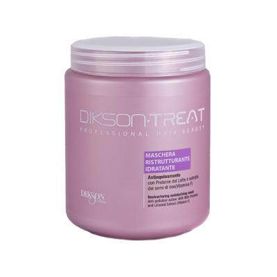Восстанавливающая увлажняющая маска для волос dikson (DIKSON)