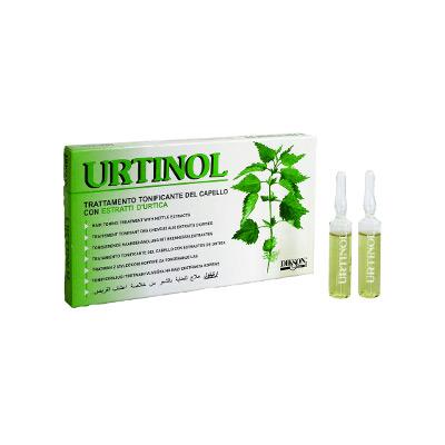 Тонизирующее средство с экстрактом крапивы в ампулах dikson