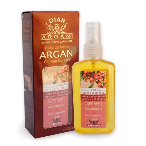 Антицеллюлитное масло арганы для похудения diar argan (Diar Argan)