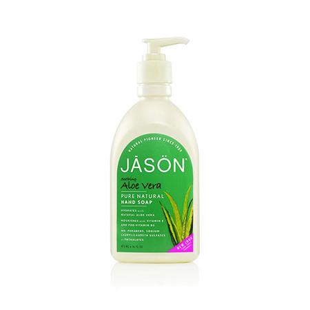 Жидкое мыло алоэ вера jason (Jason)