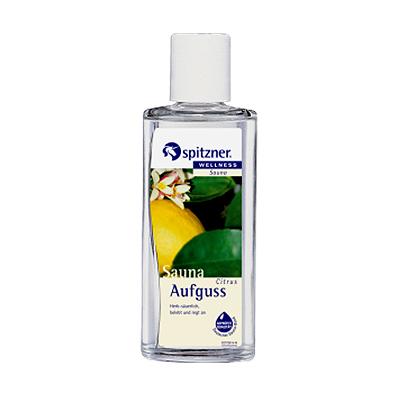 Жидкий концентрат для сауны лимон (190 мл) spitzner