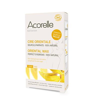 Сахарный воск для депиляции лица восточный иланг acorelle (Acorelle)