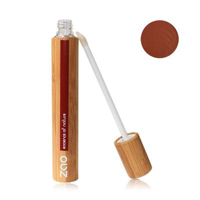 Блеск для губ 004 (коричневый) zao (ZAO)