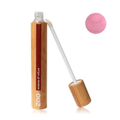 Блеск для губ 001 (розовый) zao (ZAO)