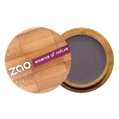 Тени для век матовые 205 (темно-фиолетовый) zao