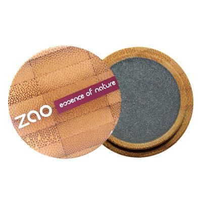Тени для век перламутровые 110 (серый металл) zao (ZAO)