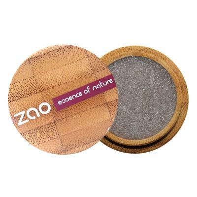 Тени для век перламутровые 107 (серо-коричневый жемчуг) zao (ZAO)