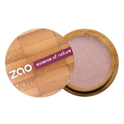 Тени для век перламутровые 102 (розово-бежевый жемчуг) zao (ZAO)