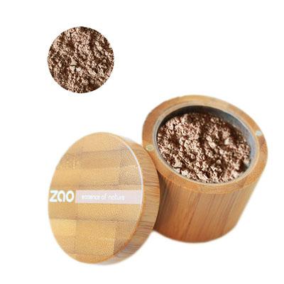 Минеральная рассыпчатая пудра 504 (нейтрально-бежевый) zao (ZAO)