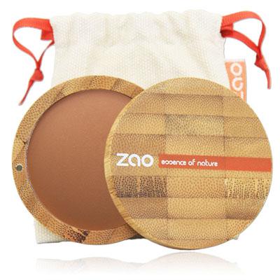 Пудра-бронзат 344 (шоколад) zao (ZAO)