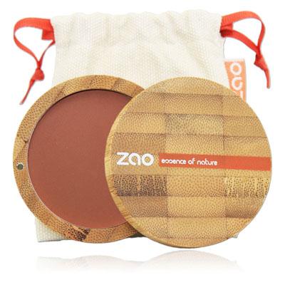 Румяна компактные 321 (персиково-коричневый) zao