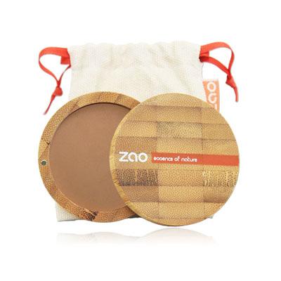 Пудра компактная 305 (молочный шоколад) zao (ZAO)
