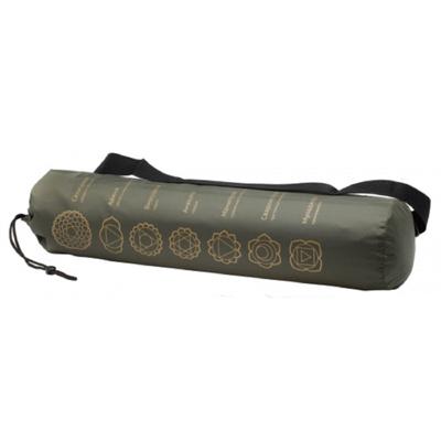 Чехол для коврика чакра (хаки) yoga (Yoga)