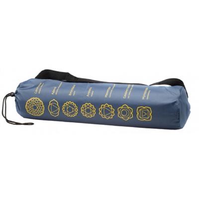 Чехол для коврика чакра (синий) yoga (Yoga)