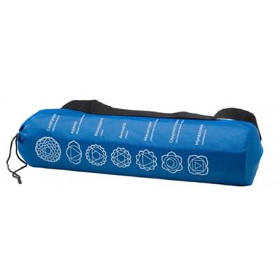 Чехол для коврика чакра (голубой) yoga (Yoga)