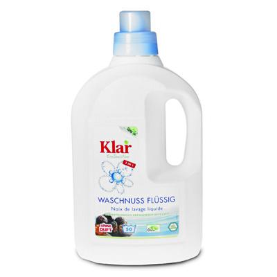 Жидкое средство для стирки мыльный орех гипоаллергенный (1,5 л) klar (Klar)