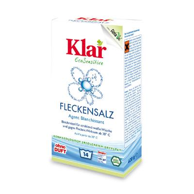 Отбеливатель с активным кислородом гипоаллергенный (0,4 кг) klar (Klar)