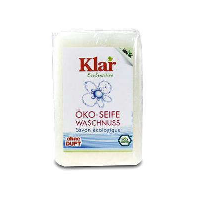 Мыло мыльный орех без отдушек и без красителей (0,1 кг) klar (Klar)