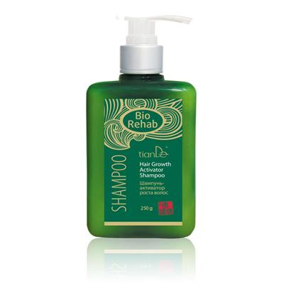 Шампунь-активатор роста волос bio rehab тианде (ТианДе)