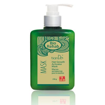Маска-активатор роста волос bio rehab тианде (ТианДе)