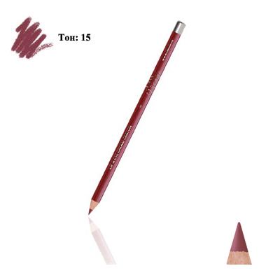 Карандаш для губ и глаз (тон 15) caramel тианде (ТианДе)