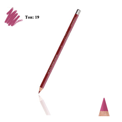 Карандаш для губ и глаз (тон 19) magenta тианде (ТианДе)